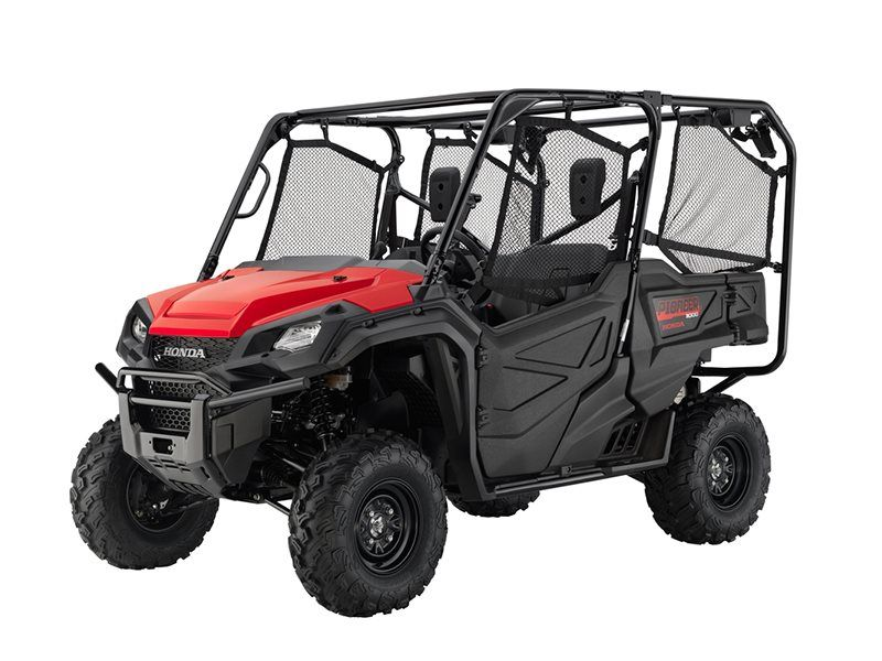 2016 Honda Pioneer 1000-5 in North Reading, Massachusetts - Photo 1