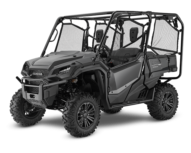 2016 Honda Pioneer 1000-5 Deluxe in North Reading, Massachusetts - Photo 1