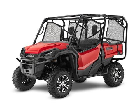 2016 Honda Pioneer 1000-5 Deluxe in Fairfield, Illinois