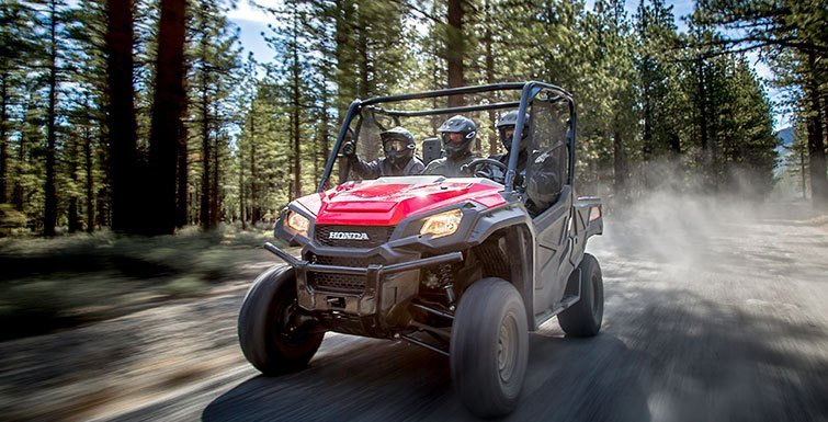 2016 Honda Pioneer 1000 in Orange, California
