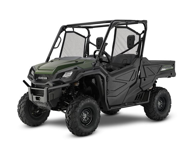 2016 Honda Pioneer 1000 in North Reading, Massachusetts - Photo 1