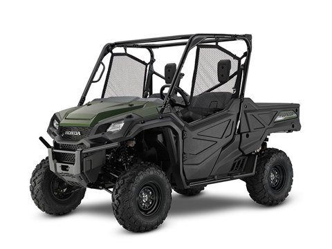 2016 Honda Pioneer 1000 in Aurora, Illinois