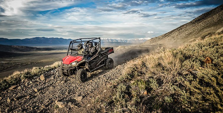 2016 Honda Pioneer 1000 in Eureka, California