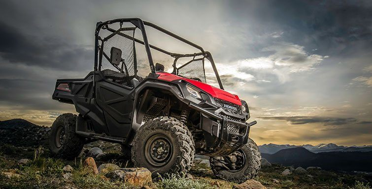 2016 Honda Pioneer 1000 in Elizabeth City, North Carolina
