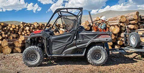 2016 Honda Pioneer 1000 in Cedar Falls, Iowa - Photo 8