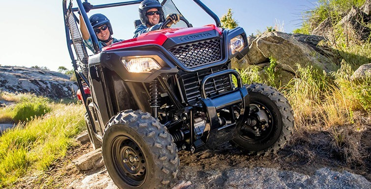 2016 Honda Pioneer 500 in Cedar Falls, Iowa - Photo 3