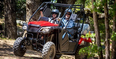 2016 Honda Pioneer 500 in Harrisburg, Illinois