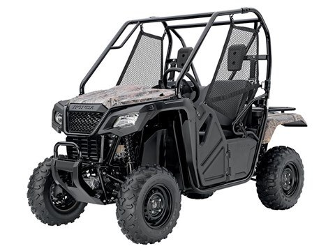 2016 Honda Pioneer 500 in Petersburg, West Virginia