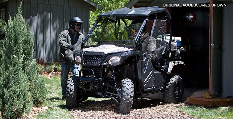 2016 Honda Pioneer 500 in Cedar Falls, Iowa - Photo 7