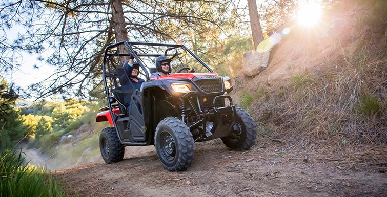 2016 Honda Pioneer 500 in Huntington Beach, California