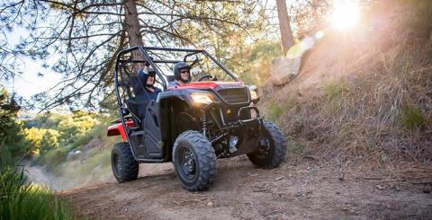 2016 Honda Pioneer 500 in Cedar Falls, Iowa - Photo 18