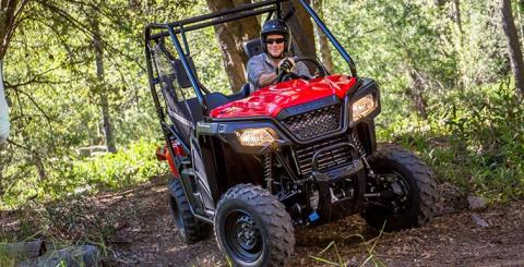 2016 Honda Pioneer 500 in Sturgeon Bay, Wisconsin