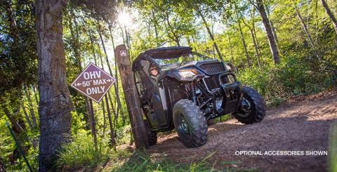 2016 Honda Pioneer 500 in Massillon, Ohio