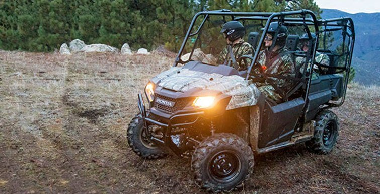 2016 Honda Pioneer 700-4 in Elizabeth City, North Carolina
