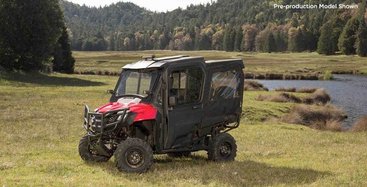 2016 Honda Pioneer 700-4 in Erie, Pennsylvania