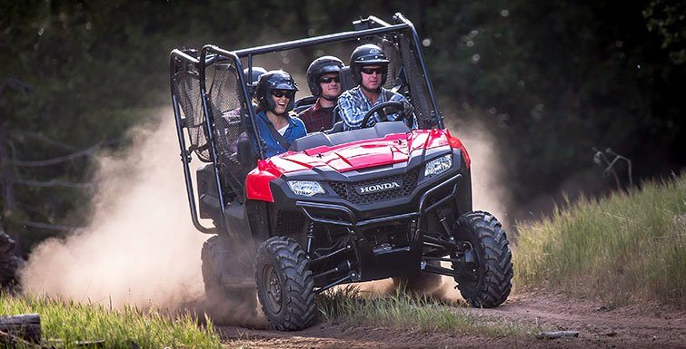 2016 Honda Pioneer 700-4 in North Reading, Massachusetts