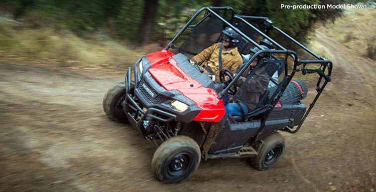 2016 Honda Pioneer 700-4 in Ashland, Kentucky