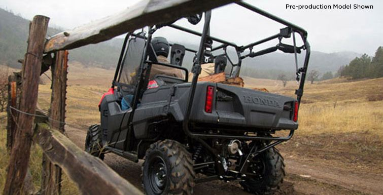 2016 Honda Pioneer 700-4 in Cedar Falls, Iowa - Photo 4