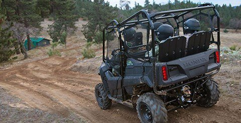2016 Honda Pioneer 700-4 in Cedar Falls, Iowa - Photo 8