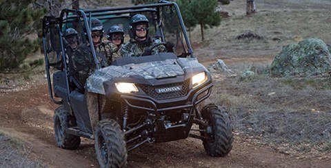 2016 Honda Pioneer 700-4 in Grass Valley, California