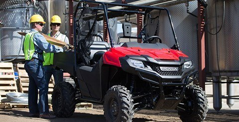 2016 Honda Pioneer 700 in Massillon, Ohio