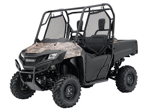 2016 Honda Pioneer 700 in Visalia, California