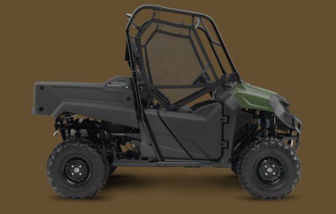 2016 Honda Pioneer 700 in Huron, Ohio