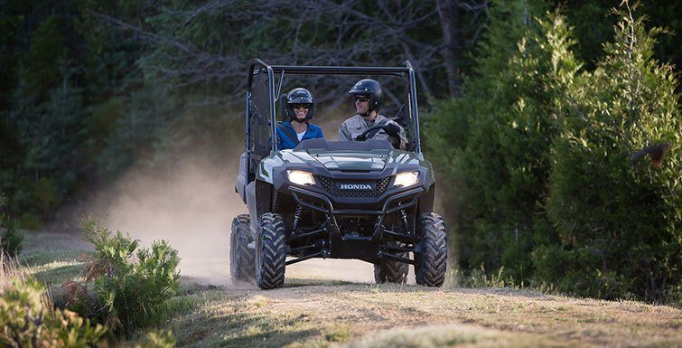 2016 Honda Pioneer 700 in Brighton, Michigan