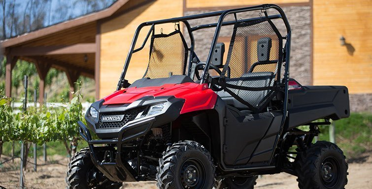 2016 Honda Pioneer 700 in North Reading, Massachusetts - Photo 5