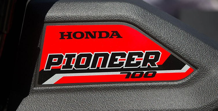 2016 Honda Pioneer 700 in North Reading, Massachusetts
