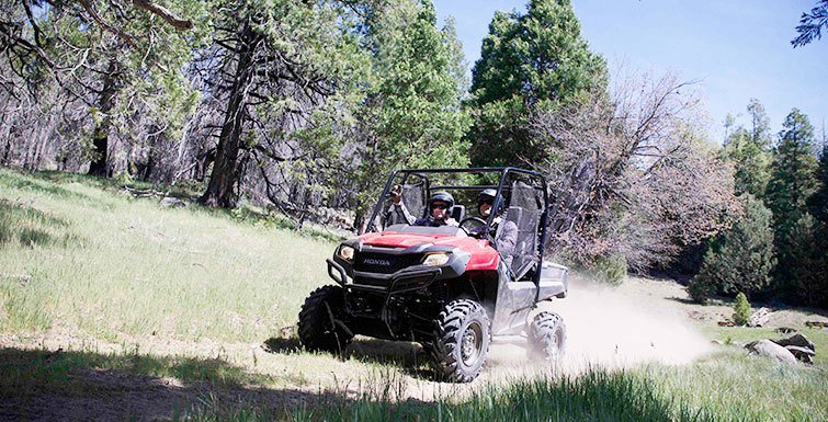 2016 Honda Pioneer 700 in North Reading, Massachusetts - Photo 8