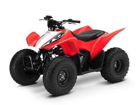 2017 Honda TRX90X in Jamestown, New York