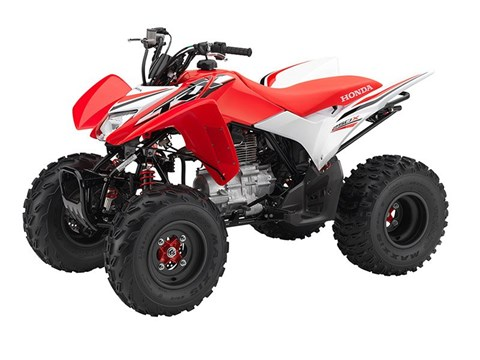 2017 Honda TRX250X Special Edition in Hendersonville, North Carolina