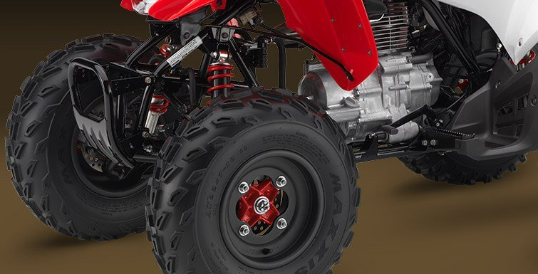 2017 Honda TRX250X Special Edition in Chesterfield, Missouri