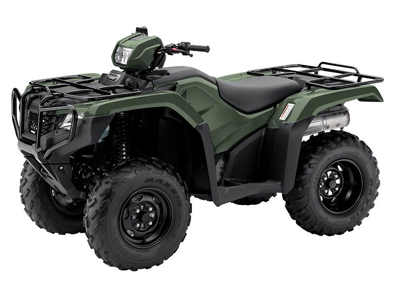 2017 FourTrax Foreman 4x4