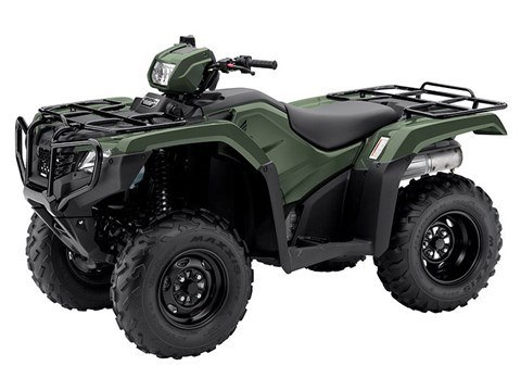 2017 Honda FourTrax Foreman 4x4 in Visalia, California