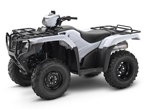 2017 Honda FourTrax Foreman 4x4 in Springfield, Ohio