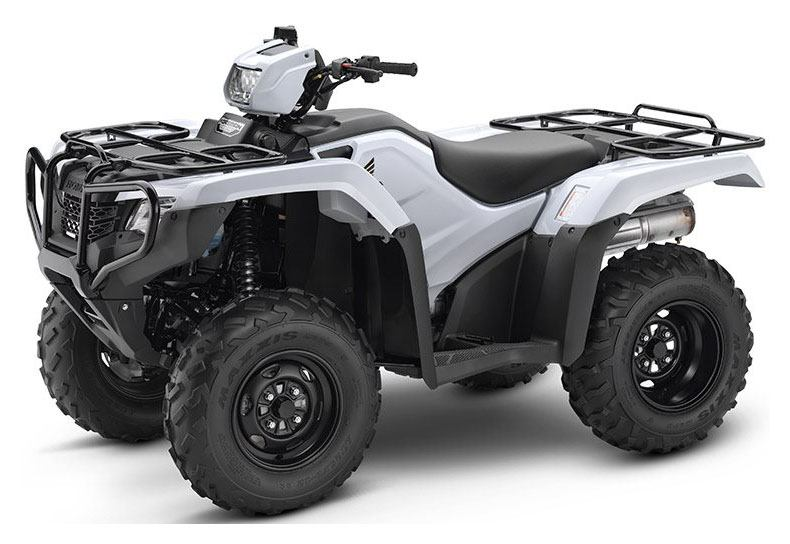 2017 Honda FourTrax Foreman 4x4 in Lapeer, Michigan