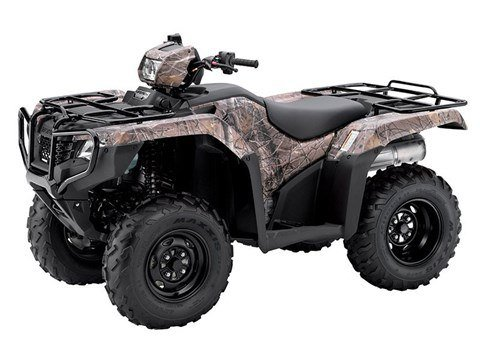 2017 Honda FourTrax Foreman 4x4 ES EPS in Jamestown, New York