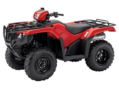 2017 Honda FourTrax Foreman 4x4 ES EPS in Fairfield, Illinois