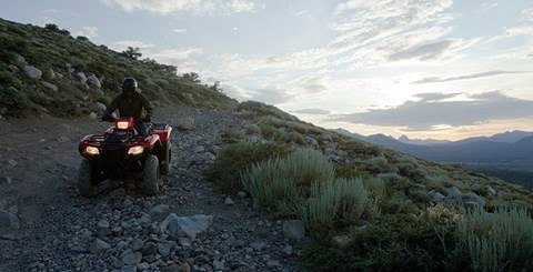 2017 Honda FourTrax Foreman 4x4 ES EPS in Delano, California