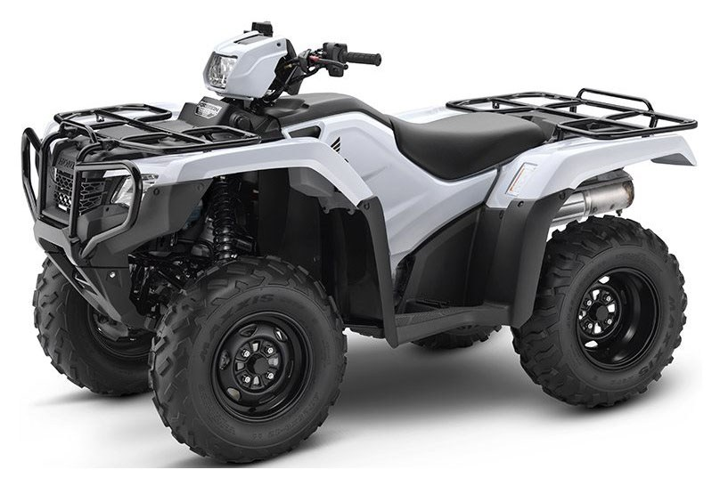 2017 Honda FourTrax Foreman 4x4 ES EPS in Sauk Rapids, Minnesota