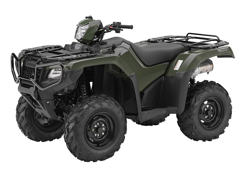2017 Honda FourTrax Foreman Rubicon 4x4 DCT in Louisville, Kentucky