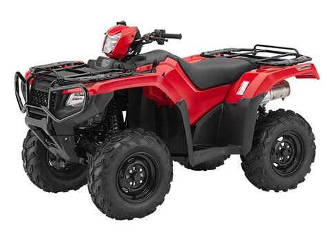 2017 Honda FourTrax Foreman Rubicon 4x4 DCT in Springfield, Ohio