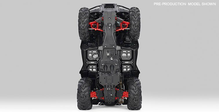 2017 Honda FourTrax Foreman Rubicon 4x4 DCT in Phillipston, Massachusetts