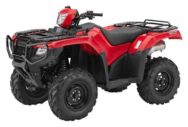 2017 Honda FourTrax Foreman Rubicon 4x4 DCT in Tampa, Florida