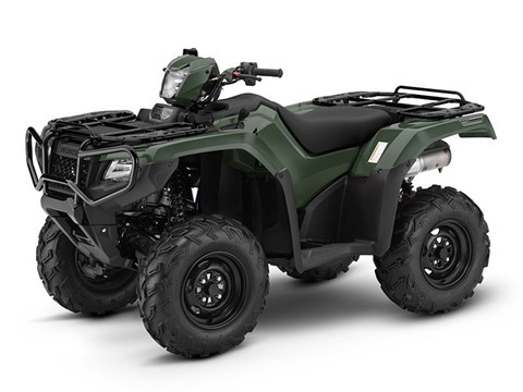 2017 Honda FourTrax Foreman Rubicon 4x4 DCT EPS in Springfield, Ohio