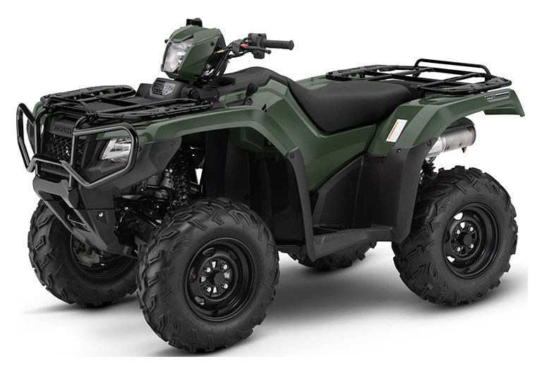 2017 Honda FourTrax Foreman Rubicon 4x4 DCT EPS in Amherst, Ohio