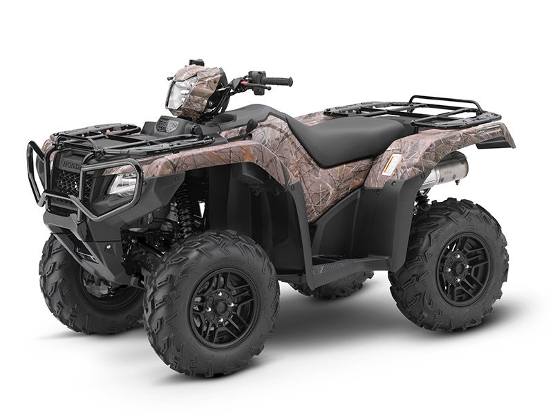 2017 Honda FourTrax Foreman Rubicon 4x4 DCT EPS Deluxe in Greeneville, Tennessee