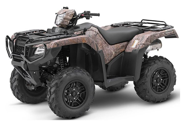 2017 Honda FourTrax Foreman Rubicon 4x4 DCT EPS Deluxe in Tyler, Texas